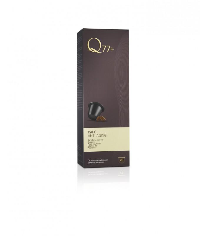 Q77+ CAFÉ ANTI-AGING