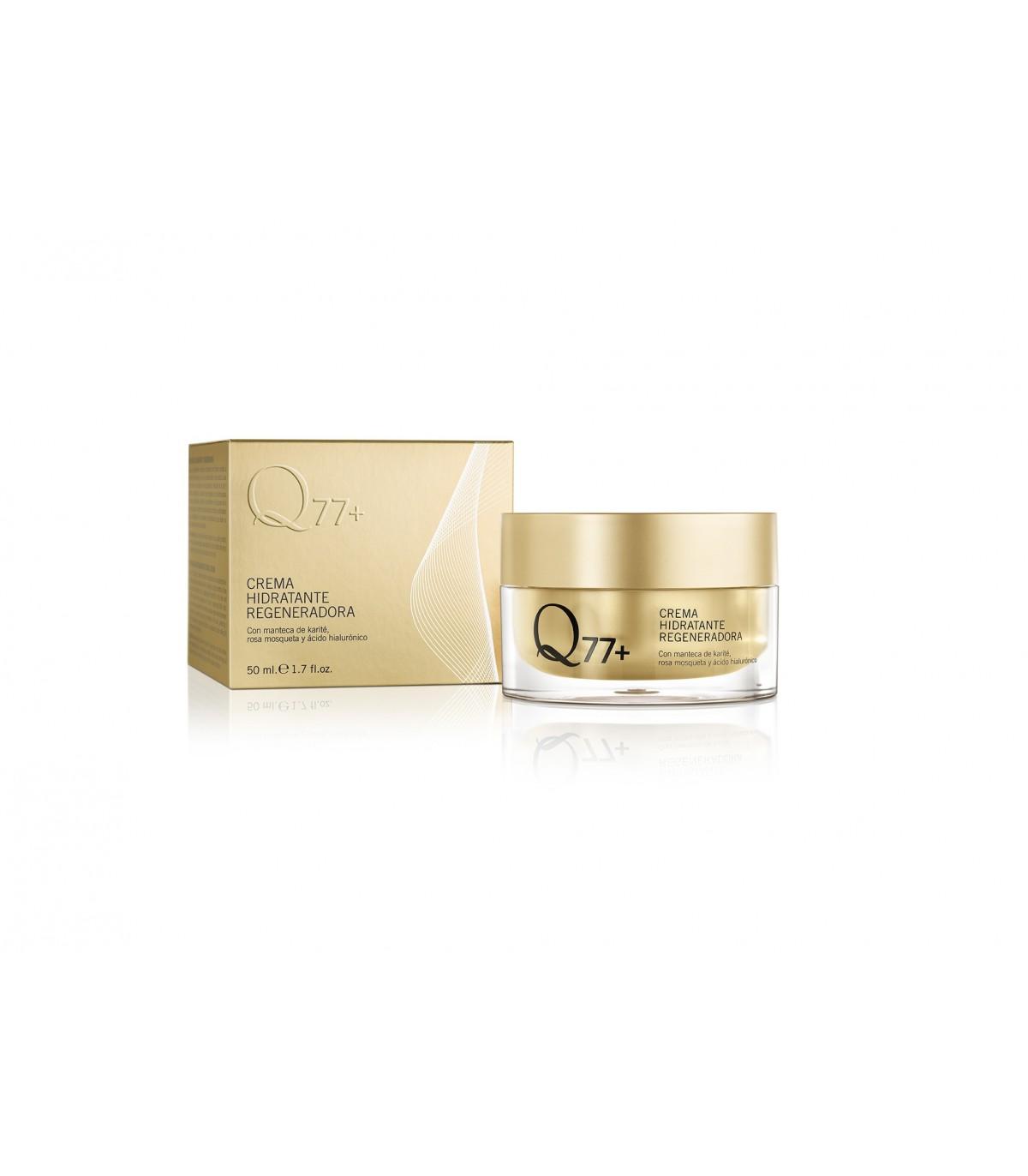 Crema hidratante Q77plus